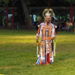 Cincinnati - Meskwaki dancer