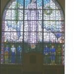 Niagara - Grant Wood window