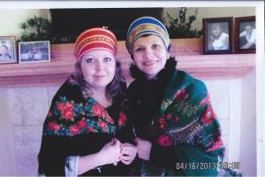 OWA-Russian Traditional dress