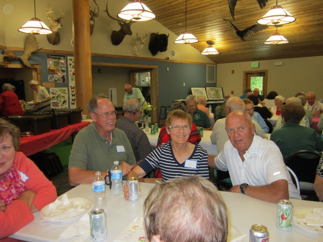 AUGUST 17—TRI-CLUB PICNIC IN DUBUQUEHosted by Dubuque Club